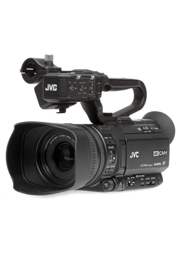 JVC GY-HM250 UHD 4K