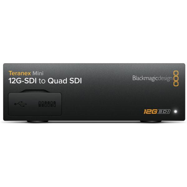Teranex Mini - 12G-SDI para Quad SDI