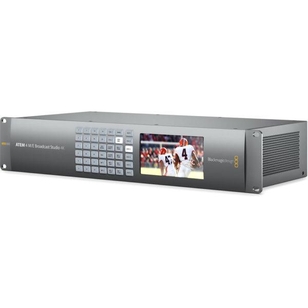 Switcher Blackmagic Design ATEM 4 M/E Broadcast Studio 4K