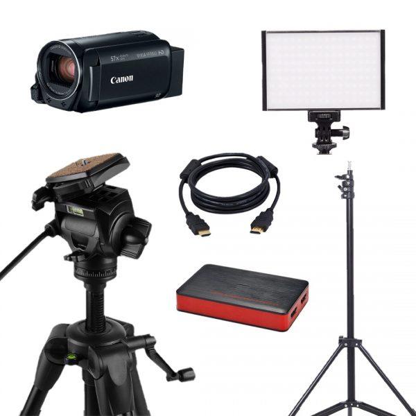 kit para streaming