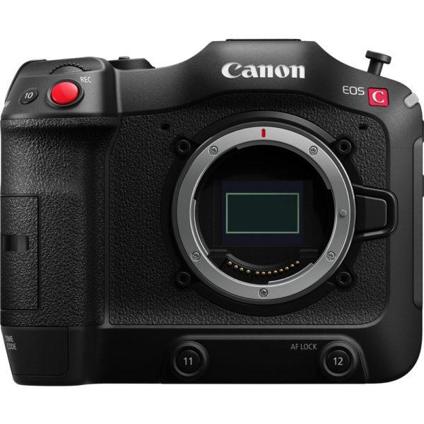 Câmera de cinema Canon EOS C70 (montagem de lente RF)